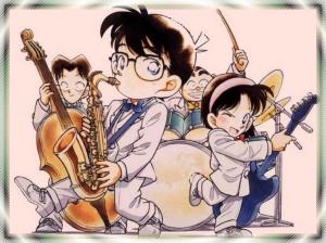Conan & Friends with Music